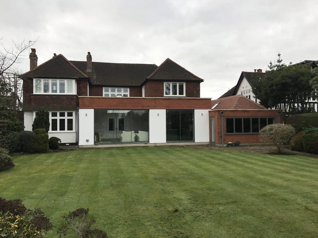 Rear extension Beckenham