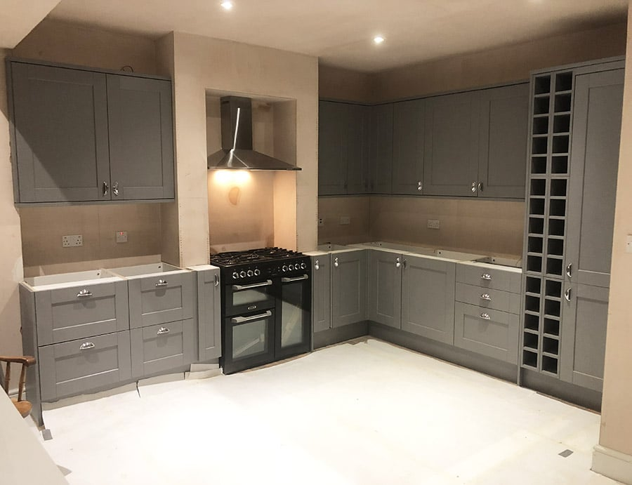Kitchen Installations Sutton Morden